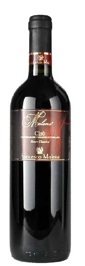 Compro Vino Malena Cirò rosso classico Denominazione di origine controllata