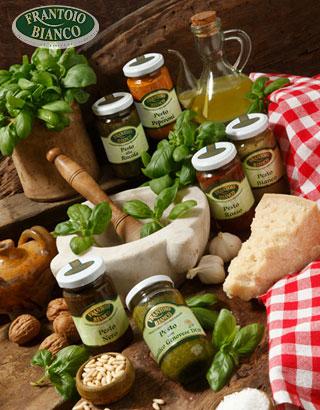 Compro Pesto Genovese con basilico genovese DOP