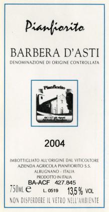 Compro Vino Barbera d'Asti DOC
