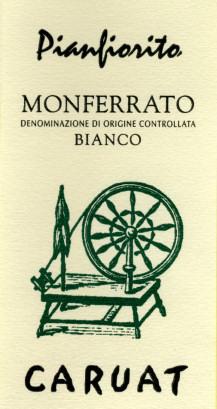 Compro Vino Monferrato Bianco DOC Caruat