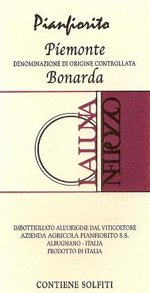 """Compro Vino Piemonte Bonarda """"La luna nel pozzo"""""""