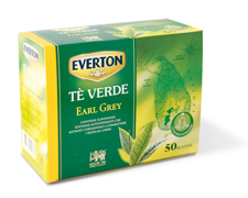 Tè Verde Earl Grey Everton
