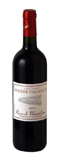 Compro Vino Rosso di Montalcino podere Paganico