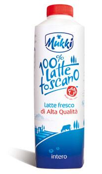 Compro Mukki 100% Latte Toscano