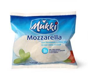 Compro Mukki mozzarella