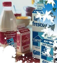 Compro Latte fresco Carnia
