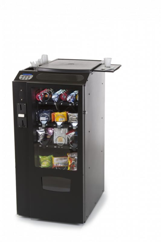 Compro Distributore per cialde,capsule,fap e snack.