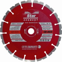 Disco diamantato CD 403