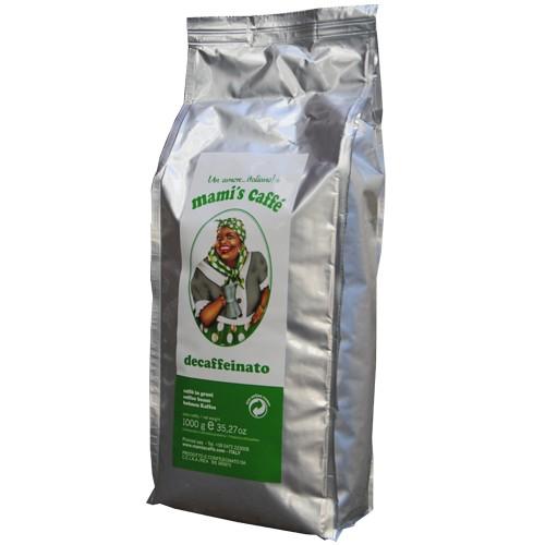 Acquistare Mami's Caffè decaffeinato in grani 1Kg