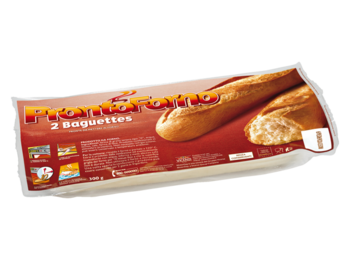 Compro Baguettes Prontoforno