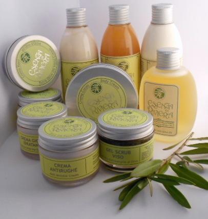 Compro Cosmetici naturali all'olio d'oliva   Essenza di Riviera