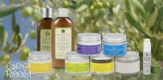 Compro Skin care cream based on olive oil