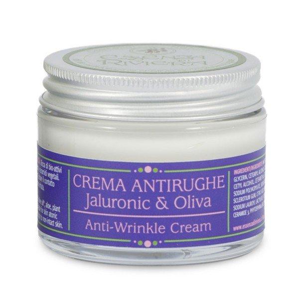 Compro Anti Age Face Cream Hyluronic&Olive