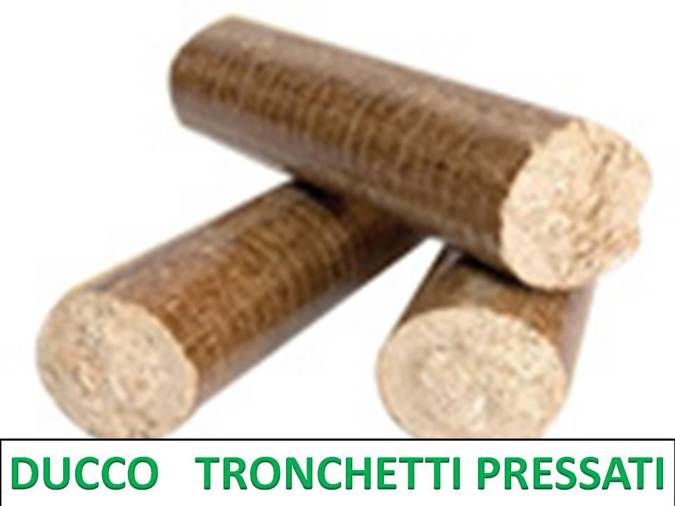Compro Bricchette Di Legno Combustili (Tronchetti Pressati) Nestro