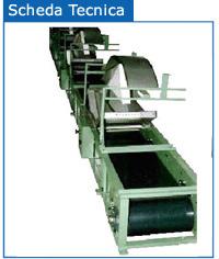 Compro Impianti di piegatura dei veli provenienti dalle carde con formazione della banda di cotone e trasporto della stessa alle macchine confezionatrici