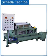 Compro Faldatore adatto per la produzione di banda di cotone a fibre incrociate