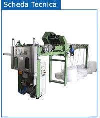 Compro Macchine semiautomatiche per la produzione di batuffoli di cotone idrofilo