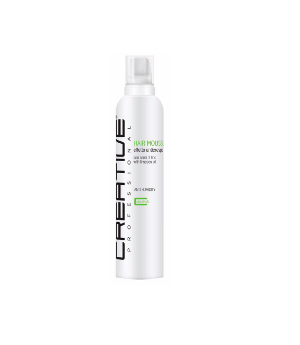 Compro Mousse Volume with linseeds