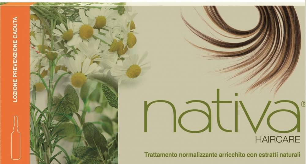 Compro Nativa Anti Hair Loss Lotion lozione prevenzione caduta dei capelli