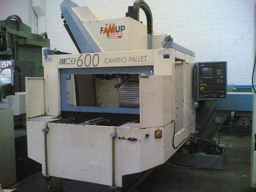 Acquistare Centro Di Lavoro Famup Mcx 600 2 Pallet