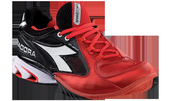 Compro Sports tennis Scarpe Speed PRO WI5 IV AG