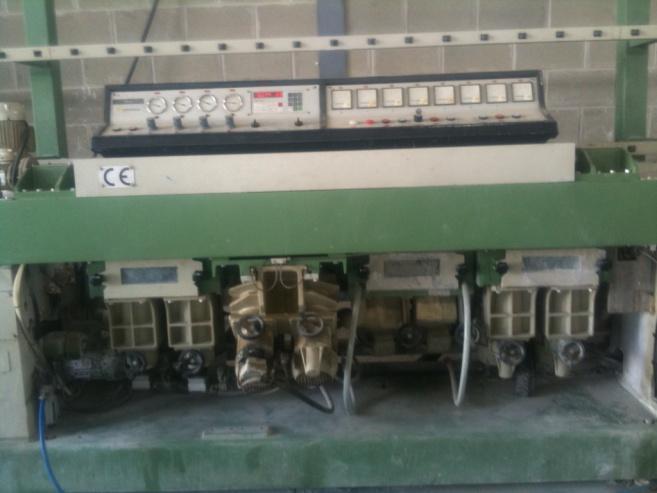 Compro Bavelloni PR88 - Used glass edging machine