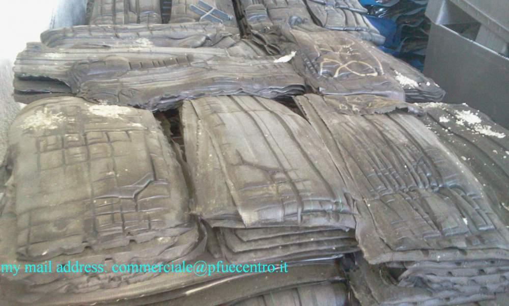 Compro Uncured rubber