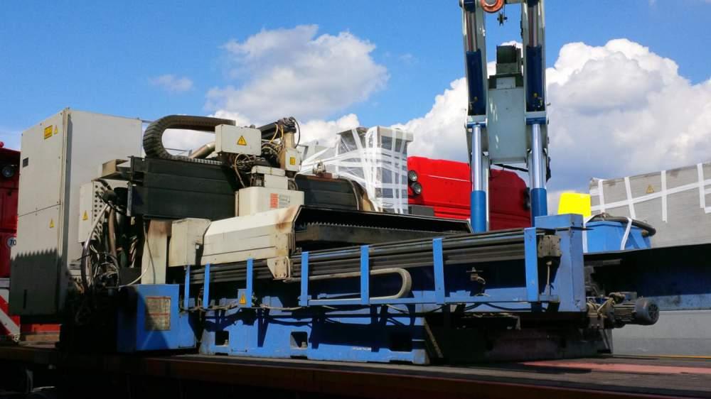 Acquistare Laser Mazak Modello SUPER TURBO-X 510 Mk III RT