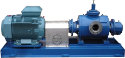 Compro Twin screws Rotary 2O Pumps
