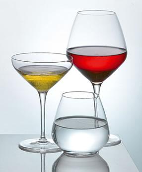 Compro Calici per Vino e Olio Atelier