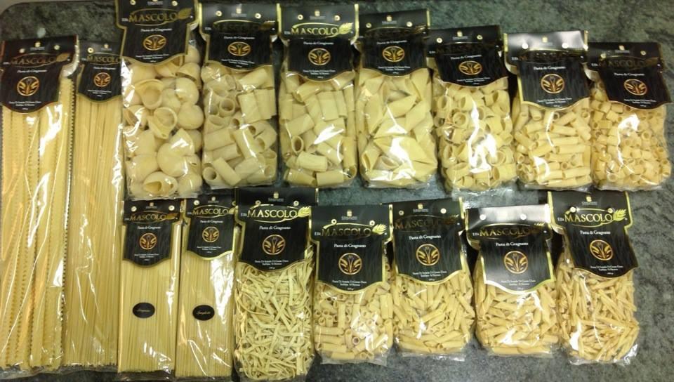 Compro Calamaretti Fratelli Mascolo Pasta di Gragnano 500 g.