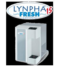 Compro Refrigeratore domestico per acqua liscia serie Lynpha Fresh 15