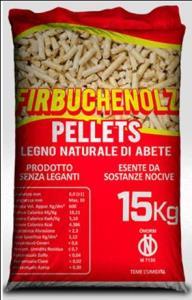 Acquistare Pellet - Abete Bianco Decortecciato