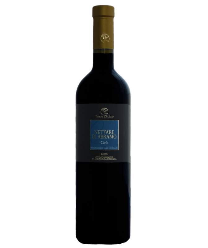 Vino biologico D.O.C. rosso Nettare di Abramo 75 cl