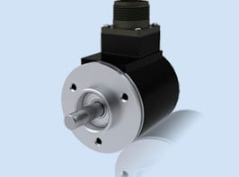 Compro Incremental optical encoder TS58