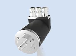 Compro Absolute optical encoder TSM60P PRDP-PDNET (multiturn)