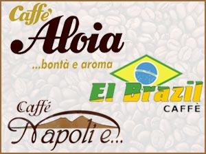Compro Caffè, vero caffè napoletano con miscele di caffè del sudamerica