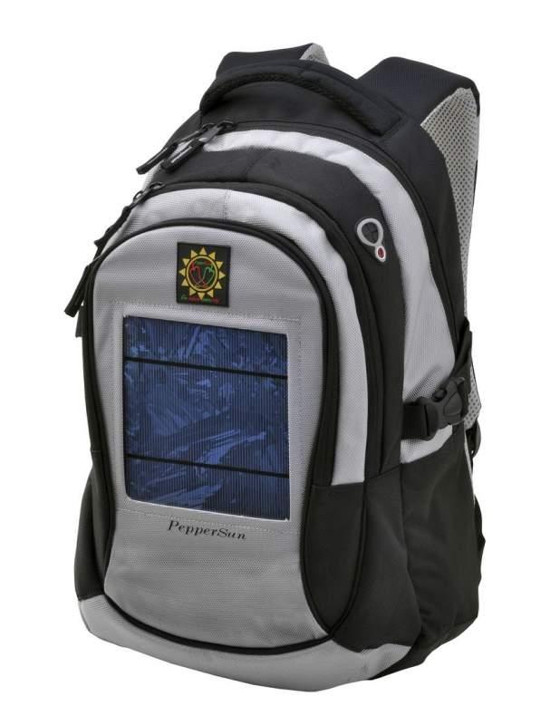 Compro Zainetto solare PepperSun con kit batteria 5000AM