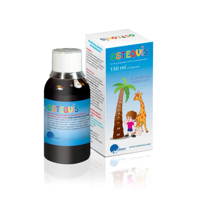 Compro OSTEOVIS® - Ca2+-containing products