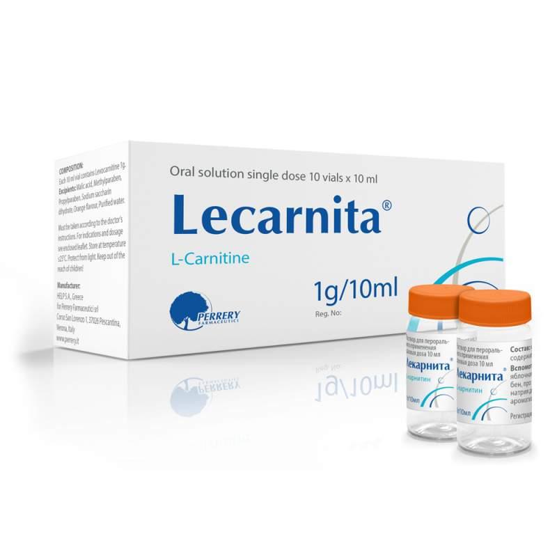 Compro LECARNITA®