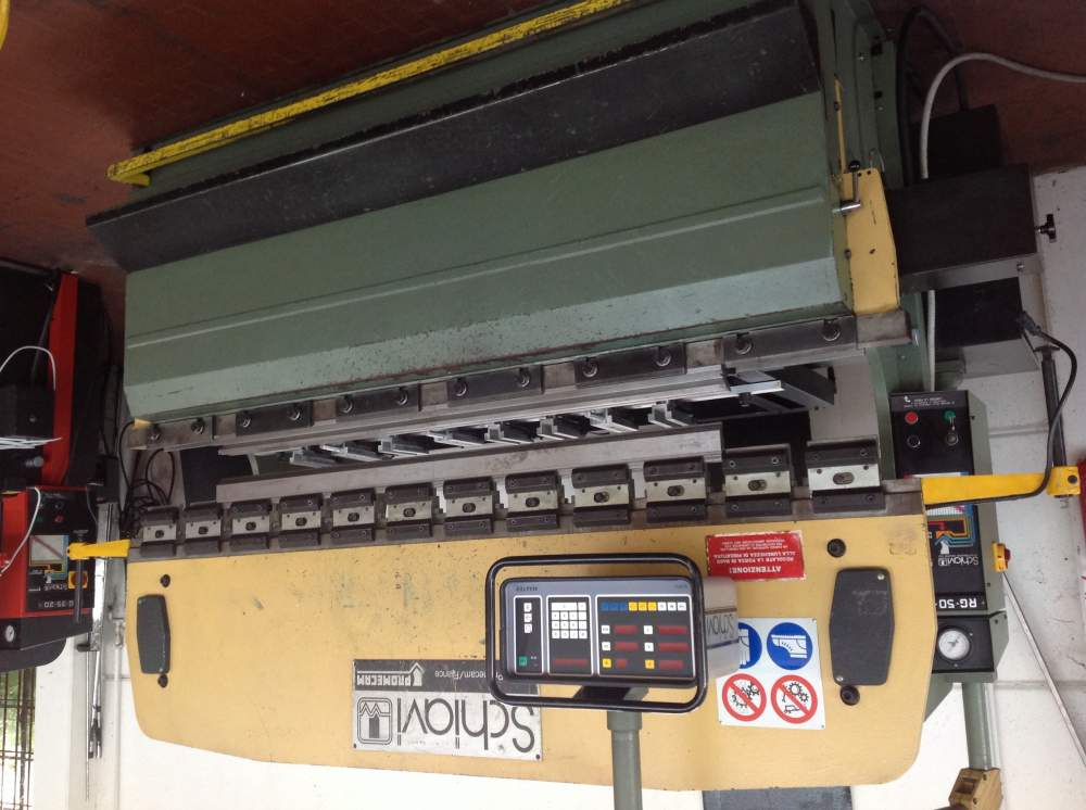 Compro SCHIAVI RG 50/25 CNC MASTER 2 ASSY