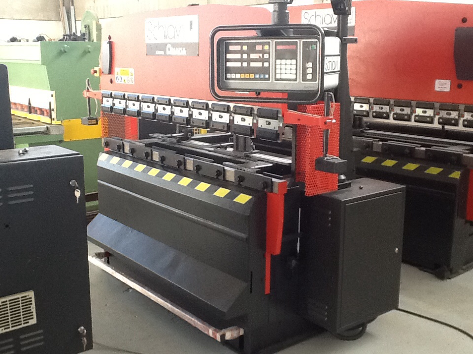 Compro SCHIAVI RG 35/20 CNC MASTER 3 ASSY