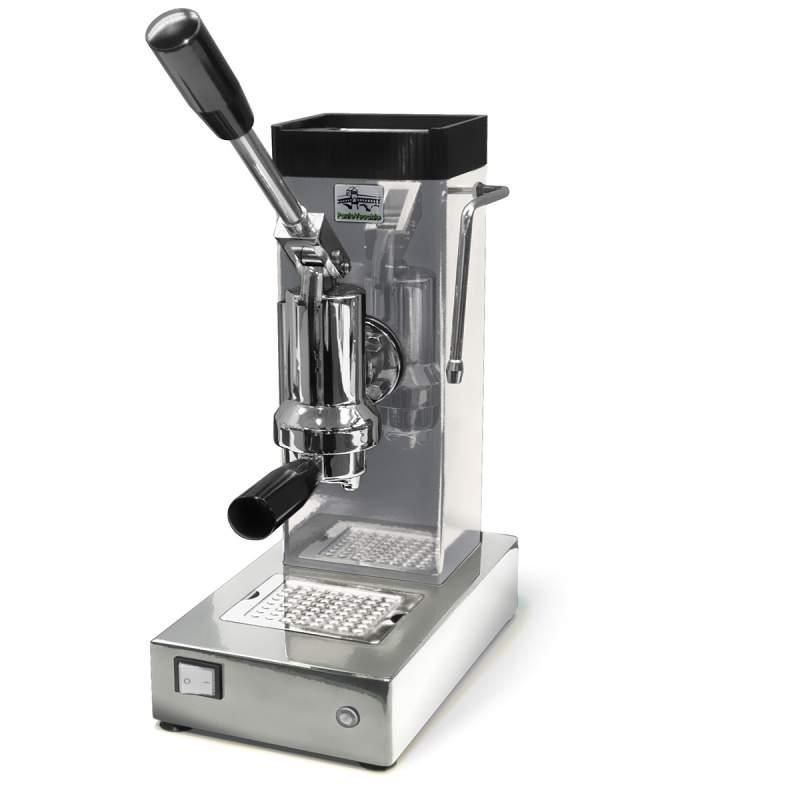 Acquistare Macchina da Caffè Export a Leva Colore NERO per cialde o caffe macinato 800 watt Pontevecchio