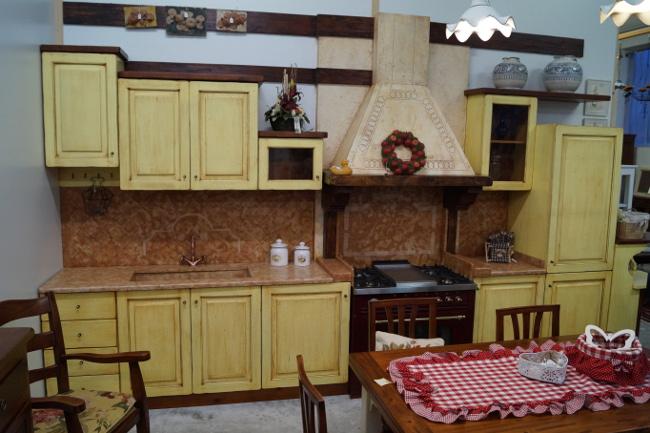 Compro Cucina giallo provenzale