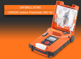 Compro SAFETYMED Defibrillatore Powerheart G5 Cardiac Science