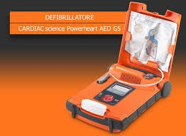 Acquistare SAFETYMED Defibrillatore Powerheart G5 Cardiac Science