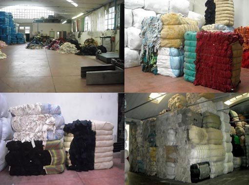 Compro 80%-90% Wool Waste