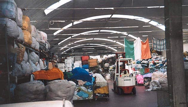 Compro Second Hand Clothes, Shoes and Other Personal Items