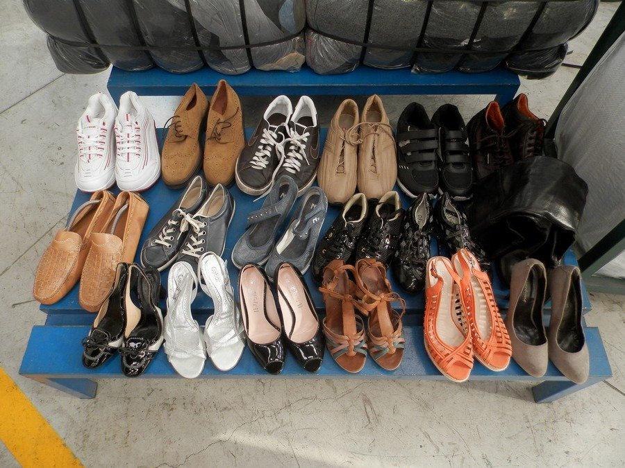 Compro SECOND HAND SHOES