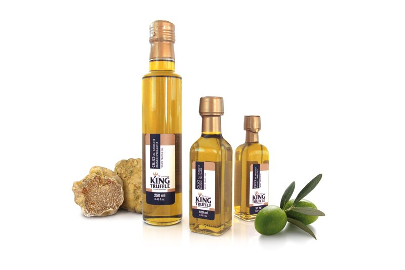 Acquistare Black Truffle OIl - King Truffle - Italian Excellence